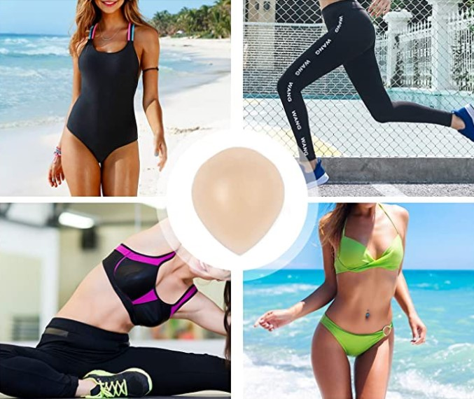 Camel Toe Pads for Active Wear
